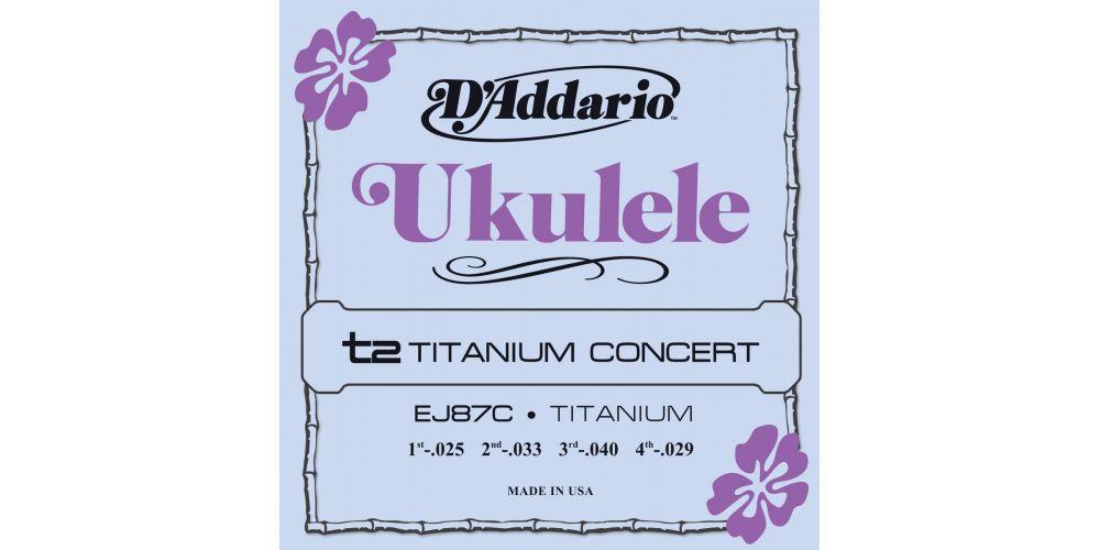 D Addario EJ-87 C Concert Tita