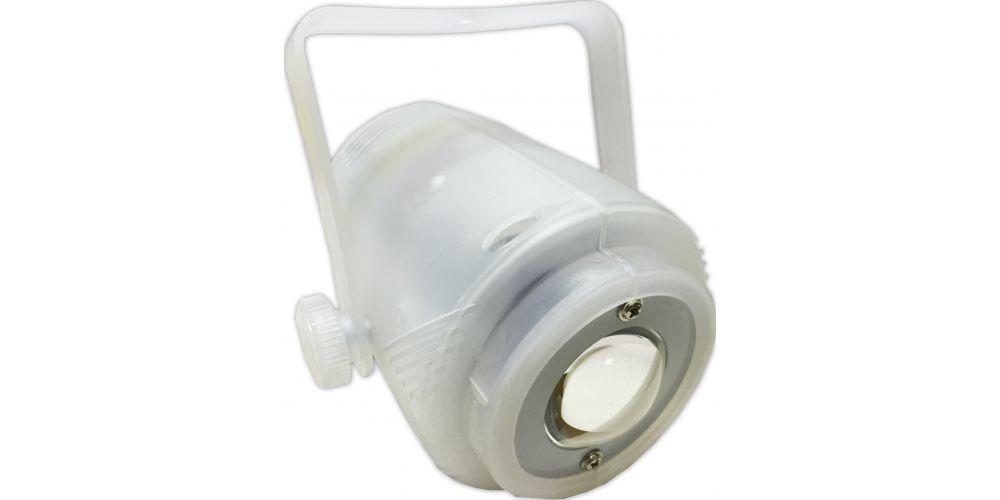 Acoustic Control Mini Led Flower Efecto 10W LED RGB y blanco