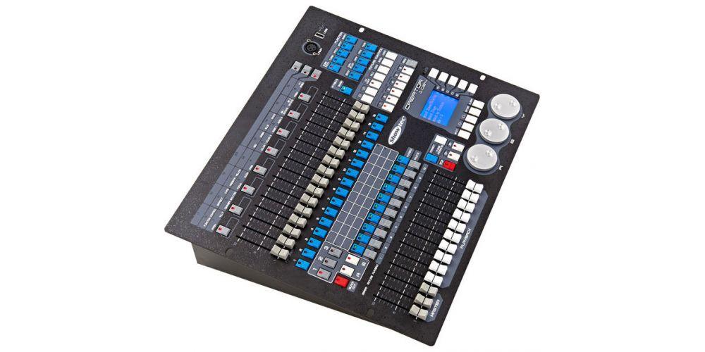 showtec creator1024 control