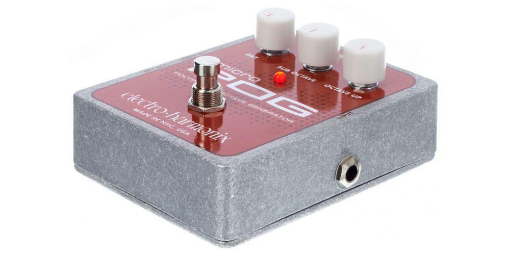 elektro harmonix micro pog conexion