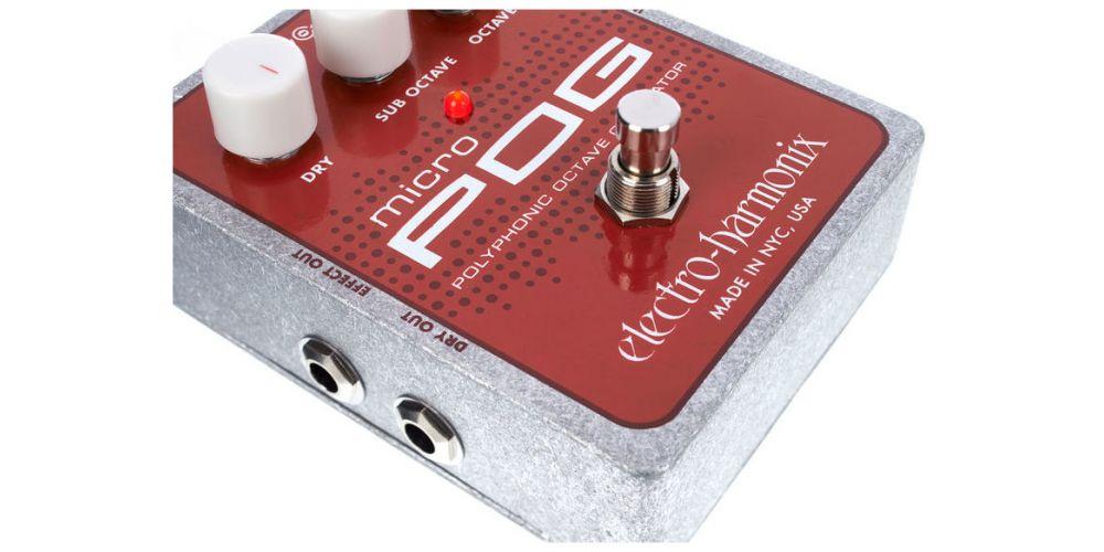 elektro harmonix micro pog controles