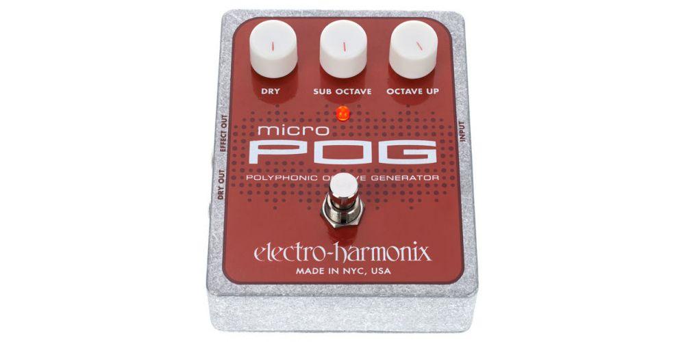 elektro harmonix micro pog