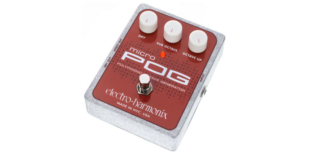 elektro harmonix xo micro pog