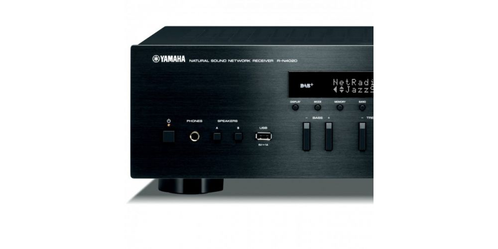 yamaha rn402 receptor estereo musiccast