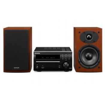 DENON DM-40 Black Altavoces Cherry