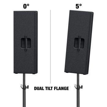 Ld systems STINGER 28 G3 Altavoz bass reflex pasivo de 2 x 8