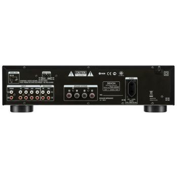 DENON PMA-520 Black+Bose AM3 White