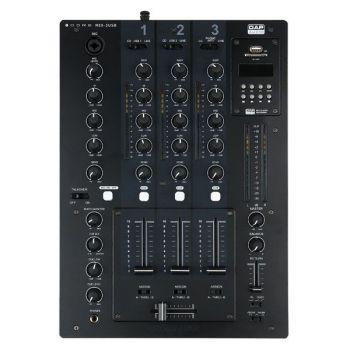 DAP Audio CORE MIX-3 USB Mezclador DJ con Interfaz USB