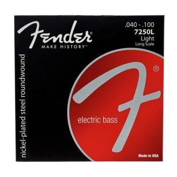 Fender 7250L Juego de cuerdas para bajo eléctrico