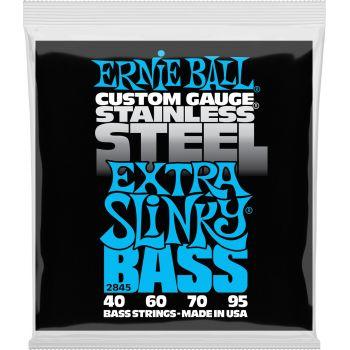 Ernie Ball 2845 Cuerdas para Bajo Slinky 40-95