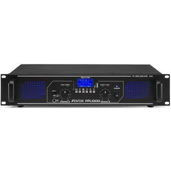 FENTON FPL-1000 Amplificador digital Con Tecnologia Bluetooth.172090