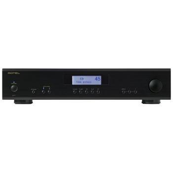 ROTEL A-11 Black+CD-11 Black Conjunto Audio