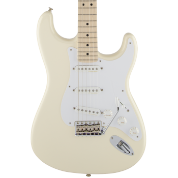 Fender Eric Clapton Stratocaster MN Olympic White