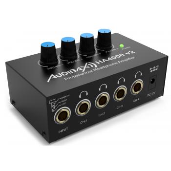 Audibax HA4000 v2 Amplificador Auriculares