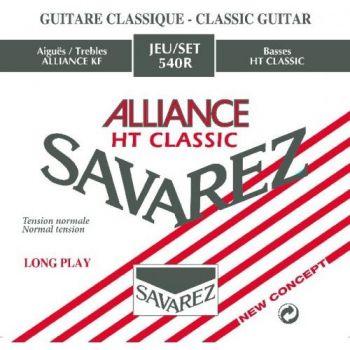 Savarez 540R Alliance Juego de Cuerdas para Guitarra Clásica