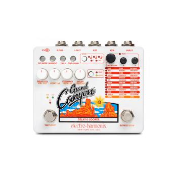 Electro Harmonix Grand Canyon Pedal Efectos Delay / Looper