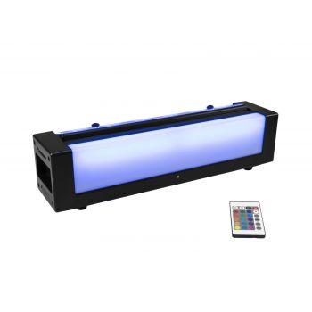Eurolite AKKU Bar-6 Glow QCL Flex QuickDMX Barra Led con Batería y DMX Wireless