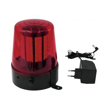 Eurolite LED Police Light 108 LEDs Sirena Roja