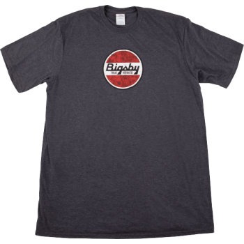 Bigsby T-Shirt Round Gray Talla XL