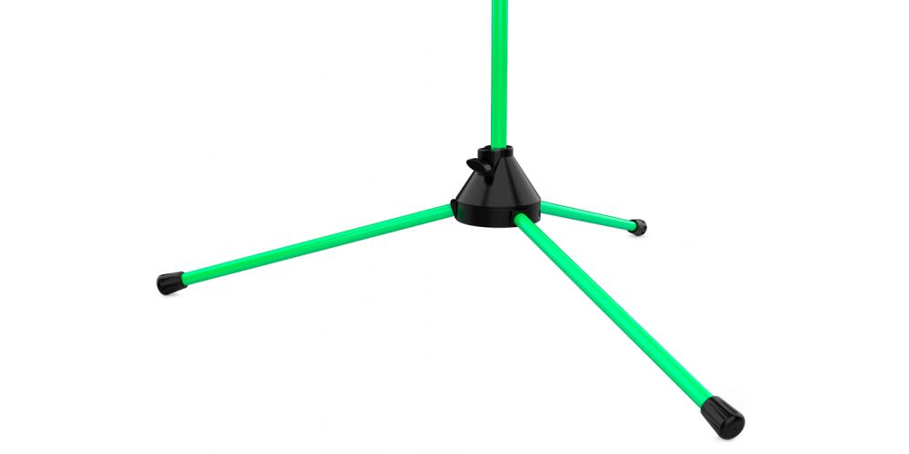 audibax ayra 10 green soporte microfono base