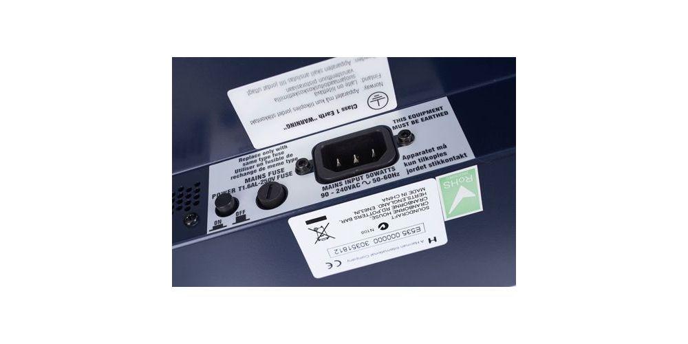 efx8 soundcraft controlador details