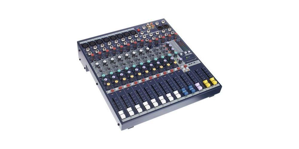 efx8 soundcraft controlador