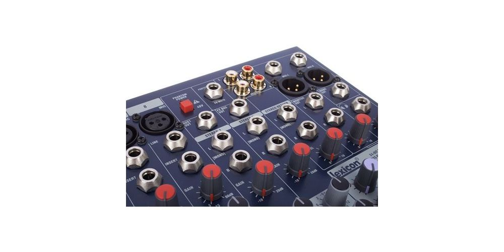 efx8 soundcraft details