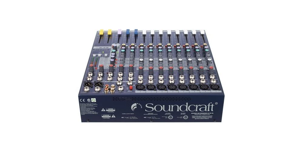 soundcraft controlador efx8