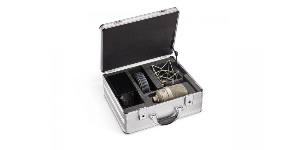 neumann m 150 tube mic