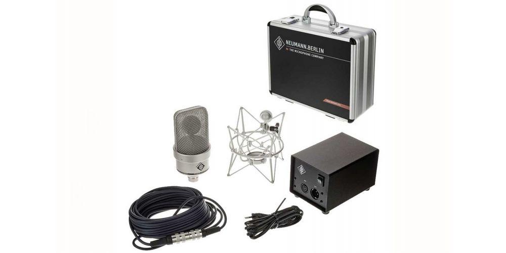 neumann m 150 tube microfono