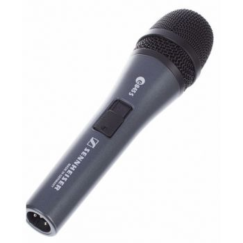 Sennheiser E 845s Micrófono Vocal