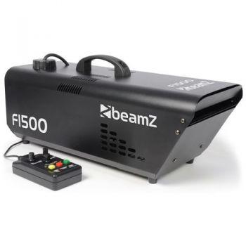 BEAMZ 160510 F1500 Maquina de niebla con DMX y Temporizador