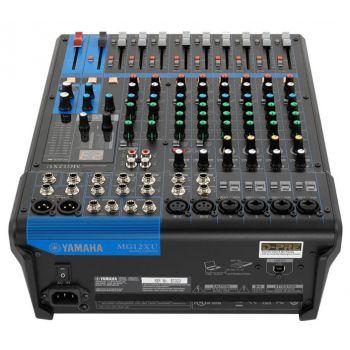 YAMAHA MG 12XU Mezclador 12 Canales USB