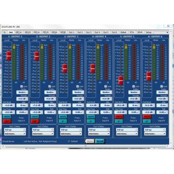 PROEL PC260 Procesador