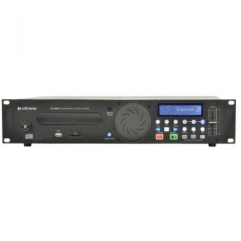 CITRONIC CDUSB-2 Reproductor de CD/SD/USB 170663