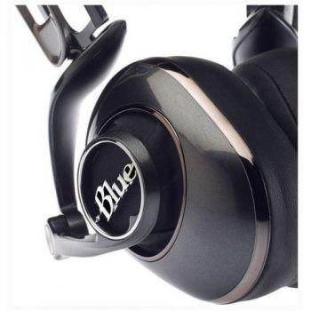 Blue Mo-Fi Auricular Dinamico