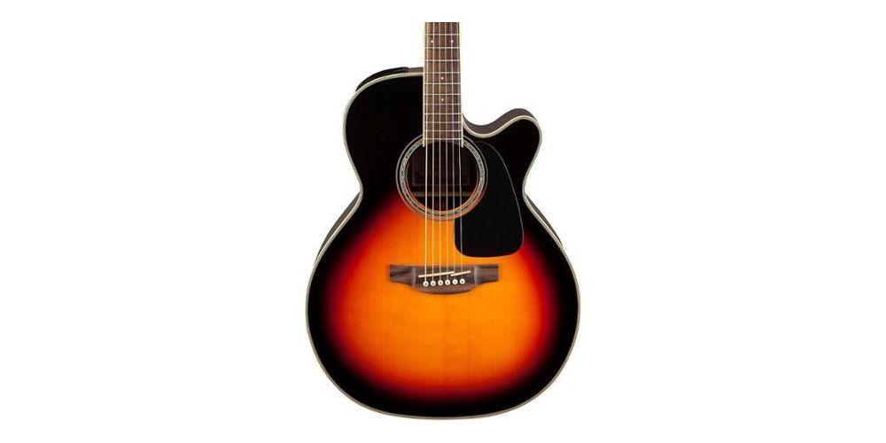 Takamine gn51ce bsb guitarra acustica electrificada front