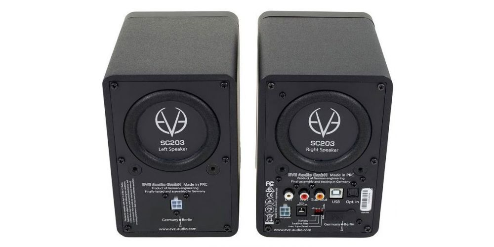 OFERTA EVE AUDIO SC203