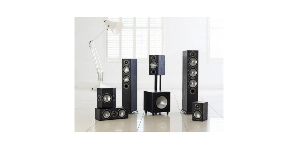 monitor audio bronze serie WALNUT