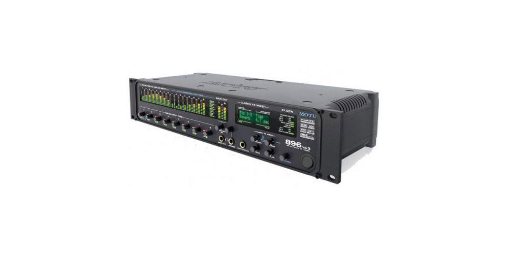 motu interface 896 mkiii hybrid
