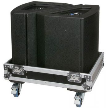 Dap Audio Flightcase 2x Monitores Escenario 12 D7320