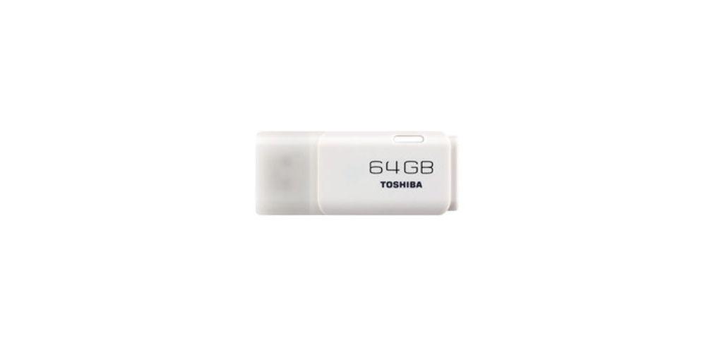 TOSHIBA USB Pendrive 64GB THN-U202W0640E4