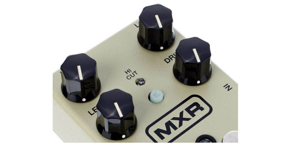 dunlop mxr m264 fet driver knob