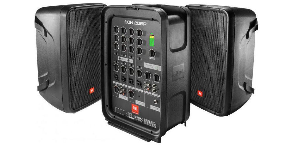 JBL EON 208 P Sistema PA