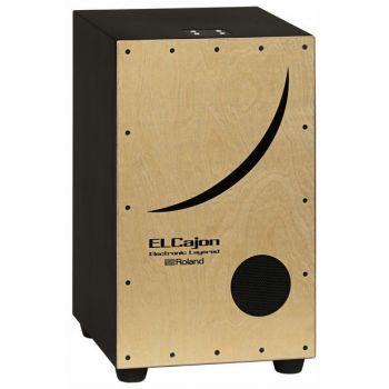 Roland EC10 Cajón Acústico con Percusión y Sonidos Electrónicos