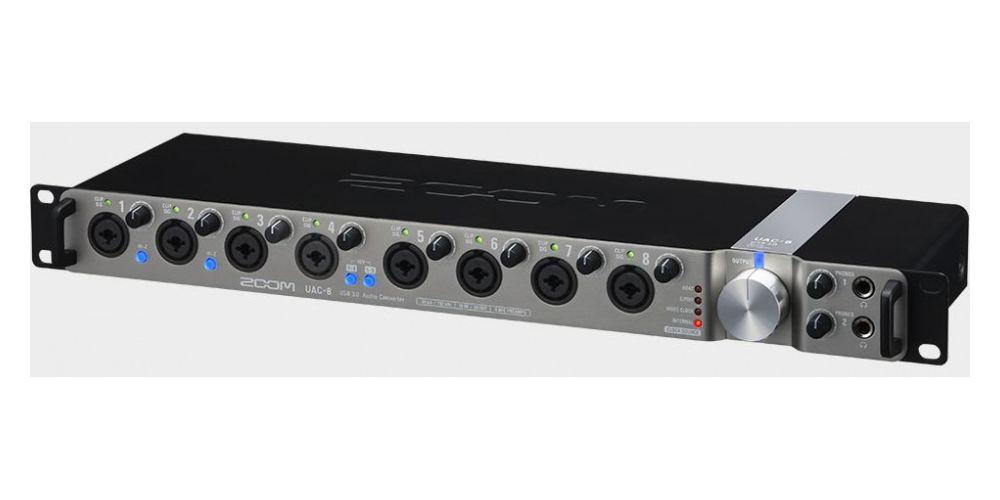 ZOOM UAC 8 Interface de Audio USB
