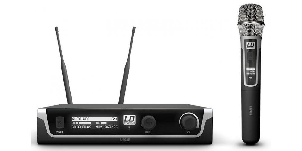 comprar microfono inalambrico LDsystems U508HHC