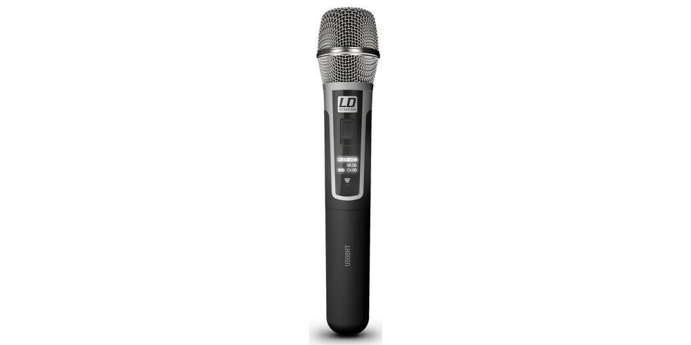 oferta microfono inalambrico LDsystems U508HHC