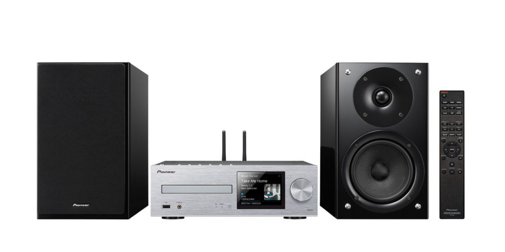 PIONEER X-HM86D-SILVER