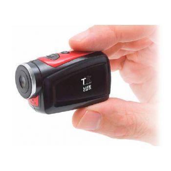 TTK Life Cam Mini Cámara Deportiva Sumergible + Accesorios